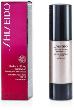 Shiseido Radiant Lifting Foundation SPF 17 - # I20 Natural Light Ivory