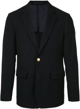 TOMORROWLAND patch pocket blazer