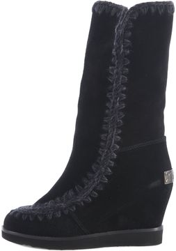 Mou French Toe Eskimo Tall Boots