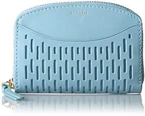 Skagen Women's Zipper Wallet Coin PUrse