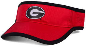 Top of the World Georgia Bulldogs Baked Visor