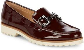 Karl Lagerfeld Paris Women's Casual Zai Leather Loafers