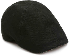 Perry Ellis Men's Wool Newsboy Cap