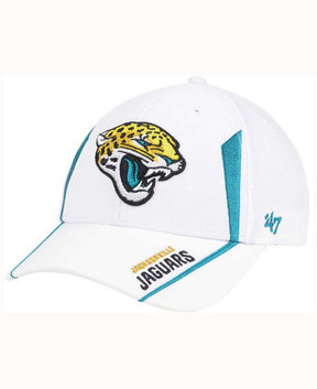 '47 Jacksonville Jaguars White Arc Mvp Cap