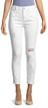 C&C California High-Rise Ankle Jeans