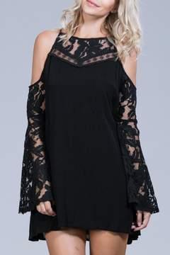 Ark & Co Cut Out Lace Dress
