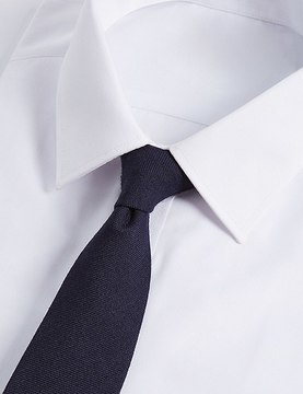 Marks and Spencer Silk Blend Textured Tie