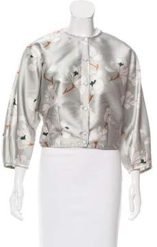 Brock Collection Thierry Floral Print Top w/ Tags