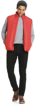 Joe Fresh Men's Cashmere Sweater, Grey Mix (Size XL)