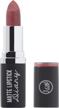J.Cat Beauty Matte Lipstick Diary - Dirty First Kiss