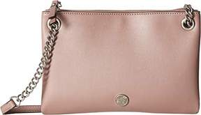 Anne Klein Chain Toggle Folio Crossbody Bag