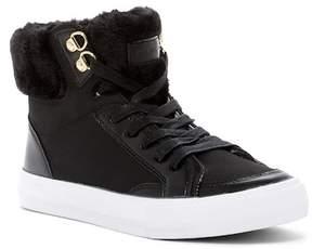 Tommy Hilfiger Tuzel Faux Fur High Top Sneaker