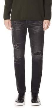 AG Jeans 8 Years Gravel Tellis Denim Jeans