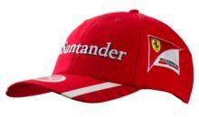 Ferrari Replica Team Hat