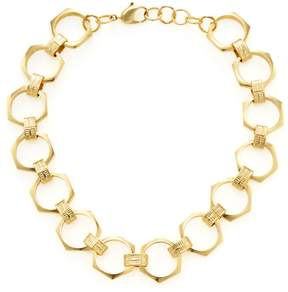 Ava & Aiden Women's Link Statement Necklace