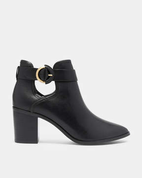 Ted Baker SYBELL Buckled leather ankle boots