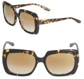 Barton Perreira 56MM Square Sunglasses