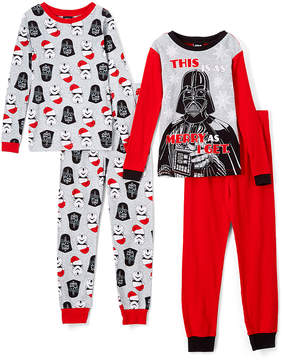 Star Wars 'This is as Merry as I Get' Pajama Set - Boys