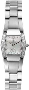 Croton Women's Diamond Stainless Steel Watch - CR207271SSDI