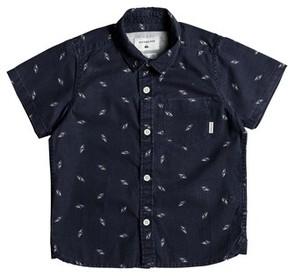 Quiksilver Boy's Boredsnap Woven Shirt