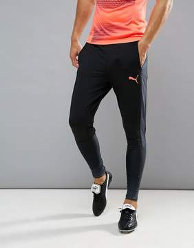Puma Soccer evoTRG Training Tech Pants In Black 65536106