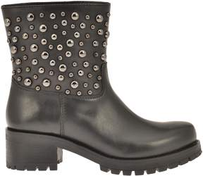 Cult Leather Ankle Boot