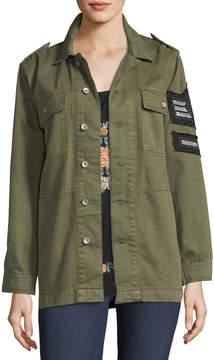 Band of Gypsies Oversized Military Jacket