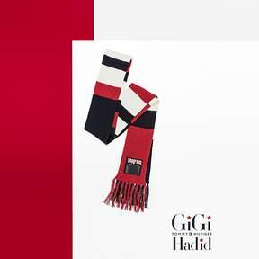 Tommy Hilfiger Gigi Hadid Knitted Scarf
