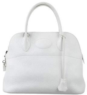 Hermes Togo Bolide 31 - WHITE - STYLE