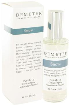 Demeter Snow Cologne Spray for Women (4 oz/118 ml)