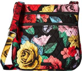 Vera Bradley Keep Charged Triple Zip Hipster Handbags