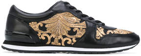 Tory Burch embroidered Brielle sneakers