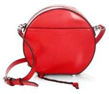 Rebecca Minkoff Boston Circle Leather Mini Bag - CARNATION - STYLE