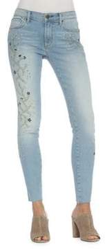 Driftwood Marilyn Henna Skinny Jeans