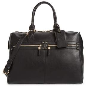Sole Society Zypa Faux Leather Weekend Bag
