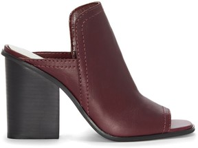 Sole Society Fernan Block Heel Mule