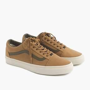 J.Crew Vans® for Old Skool sneakers in moleskin