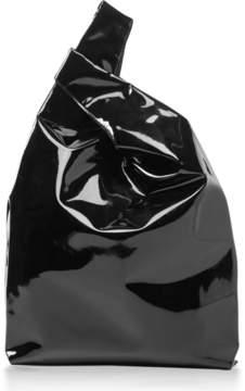 Hayward Vegan Patent Leather Shopper Bag