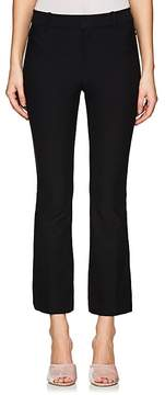 Derek Lam 10 Crosby Women's Stretch-Cotton Crop Flared Pants