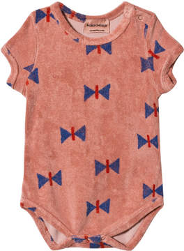 Bobo Choses Lobster Bisque Butterfly Terry Body