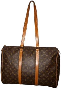 Louis Vuitton Flânerie cloth tote - BROWN - STYLE