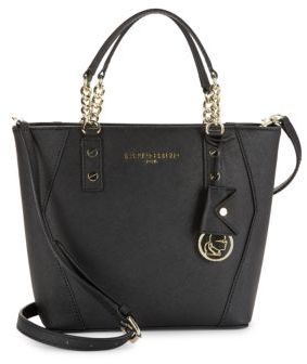 Karl Lagerfeld Collette Leather Crossbody Tote