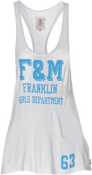 Franklin & Marshall Tank tops