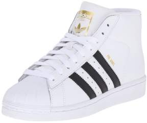 adidas S85962: Originals Pro Model J Big Kids' Sneakers White/Black/White (White/Black/White, 7 M US Big Kid)