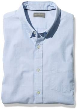 L.L. Bean L.L.Bean Signature End-on-End Shirt, Slim Fit