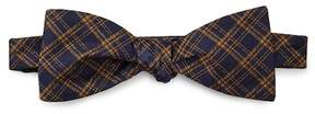 Ben Sherman Warner Plaid Bow Tie