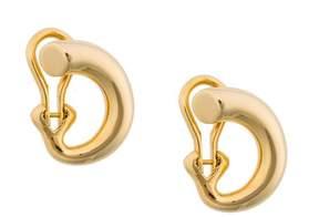 Charlotte Chesnais Monie small clip earrings