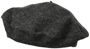 Polo Ralph Lauren Felted Wool Beret with Bullion Berets
