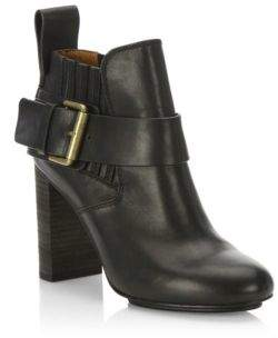 See by Chloe Iko Leather Booties