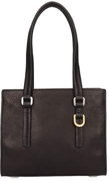 Rick Owens Black Leather Bag